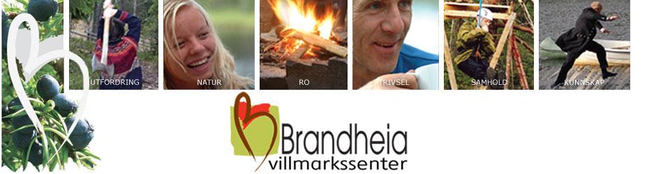 Brandheia Villmarkssenter - en naturlig villmarksperle